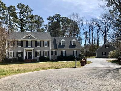 Single Family Home For Sale: 607 Rothschild Drive