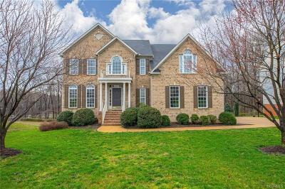 Henrico County Single Family Home For Sale: 8326 Hawk Nest Drive