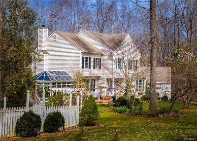 Powhatan Single Family Home For Sale: 1925 Norwood Creek Drive