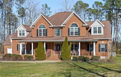 Single Family Home For Sale: 4407 Chippoke Road