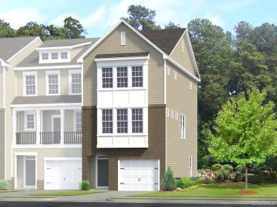 Chester Condo/Townhouse For Sale: 12025 Rubystone Drive #Lot 23