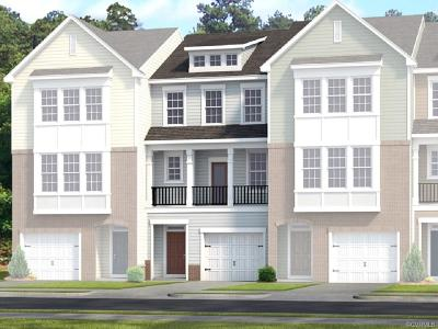 Chester Condo/Townhouse For Sale: 12013 Rubystone Drive #Lot 26