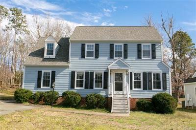 Henrico Single Family Home For Sale: 10409 Gibsons Landing Drive