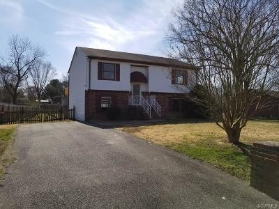 Henrico Single Family Home For Sale: 1703 Shirleydale Avenue