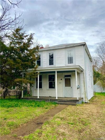 Single Family Home For Sale: 1414 Lynhaven Avenue