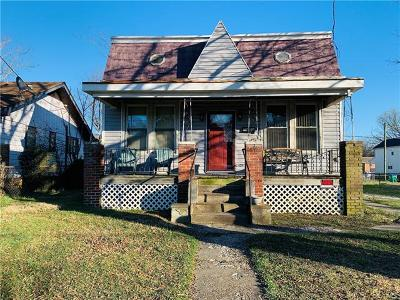 Richmond Single Family Home For Sale: 1411 N 31st Street