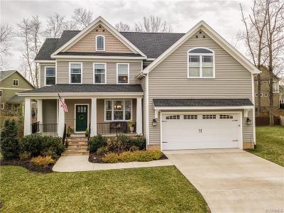 Glen Allen Single Family Home For Sale: 4560 Paxton Glen Drive