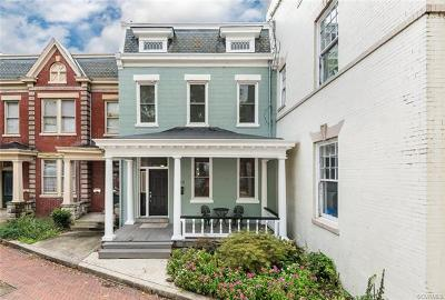 Richmond Single Family Home For Sale: 1015 Park Avenue