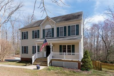 Powhatan Single Family Home For Sale: 1672 Dawn Brook Court