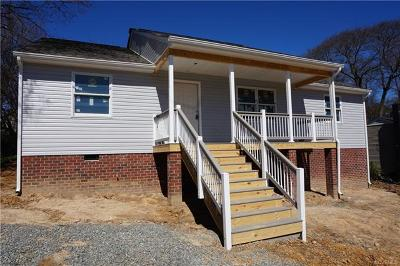 Henrico County Single Family Home For Sale: 128 N Grove Avenue