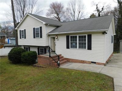 Richmond Single Family Home For Sale: 5424 Pineland Road