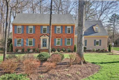 Henrico Single Family Home For Sale: 12609 Wilde Lake Court