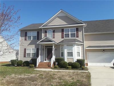 Henrico Single Family Home For Sale: 3051 Macallan Parkway