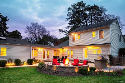 Henrico Single Family Home For Sale: 1502 Bexhill Road