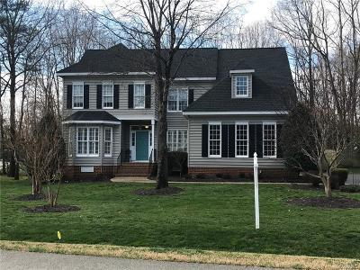 Chester Single Family Home For Sale: 131 Crystal Downs Court