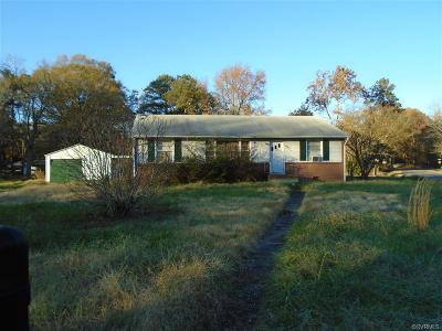 Richmond Single Family Home For Sale: 5306 Germain Road