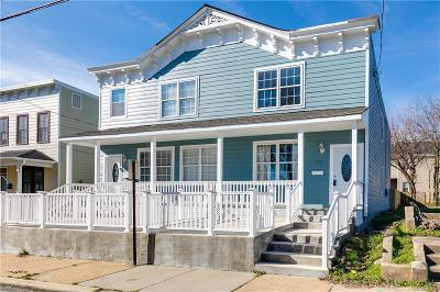 Richmond Single Family Home For Sale: 214 W 15th Street