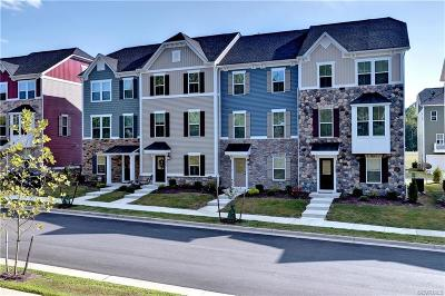 Chesterfield Condo/Townhouse For Sale: 360 Crofton Village Terrace #GB