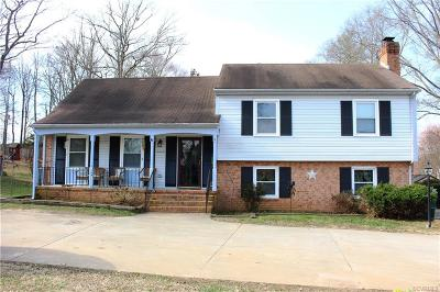 Henrico Single Family Home For Sale: 2222 Lauderdale Drive