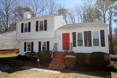 Richmond Single Family Home For Sale: 6573 Balsam Road