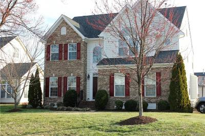Glen Allen Single Family Home For Sale: 5001 Austin Healey Court