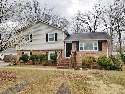 Chester Single Family Home For Sale: 14623 Cornwall Lane