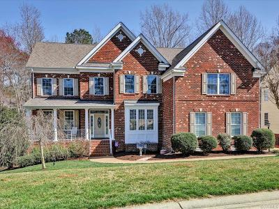 Chesterfield County Single Family Home For Sale: 4525 Lake Summer Mews