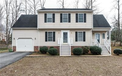 Midlothian Single Family Home For Sale: 12409 Cameron Bridge Court