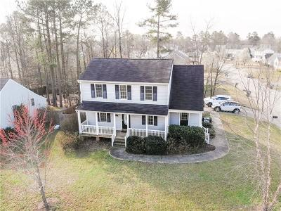 Richmond Single Family Home For Sale: 9301 Croft Crossing Court