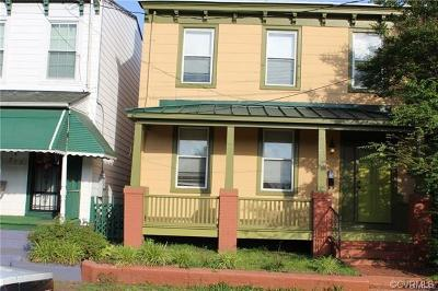Richmond Rental For Rent: 715 N 26th Street