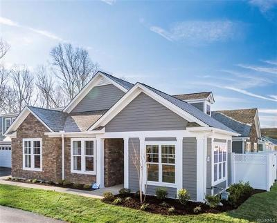 Chester Single Family Home For Sale: 7520 Ashlake Commons Drive