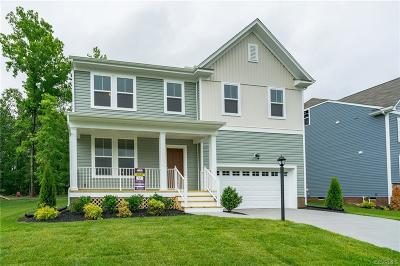 Henrico Single Family Home For Sale: New Heritage Way