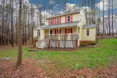 Powhatan Single Family Home For Sale: 609 Butterwood Court