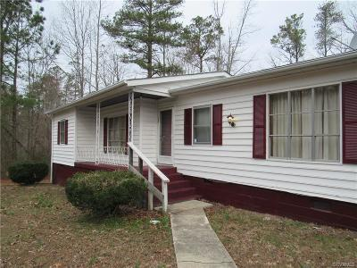 Chester Single Family Home For Sale: 18200 River Road