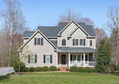 Chesterfield VA Single Family Home For Sale: $314,950