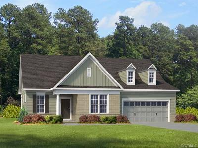 Chesterfield County Condo/Townhouse For Sale: Lot 89 Liege Hill #Lot 89