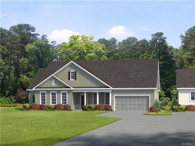 Chesterfield County Condo/Townhouse For Sale: Lot 90 Liege Hill #Lot 90