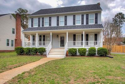 Henrico Single Family Home For Sale: 2509 Brookstone Lane