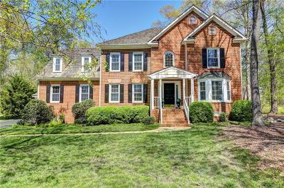 Henrico Single Family Home For Sale: 13633 Swanhollow Drive