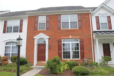 Henrico Rental For Rent: 1329 New Haven Court