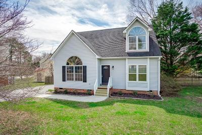 Chester Single Family Home For Sale: 11303 Providence Creek Mews