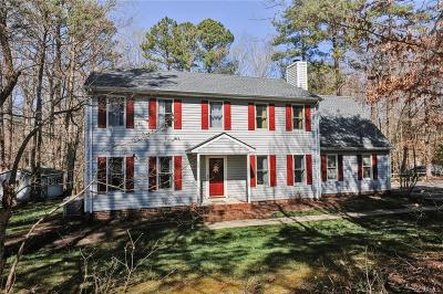 Powhatan Single Family Home For Sale: 1529 Stavemill Court