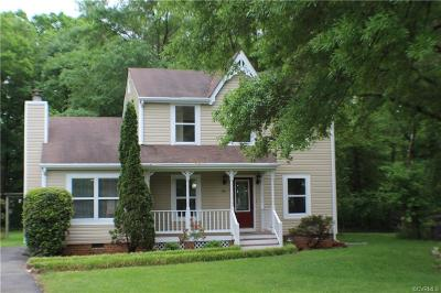 Ashland Single Family Home For Sale: 109 Swannee Drive