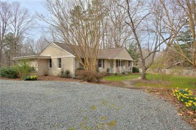 Chesterfield County Single Family Home For Sale: 1616 Otterdale Road
