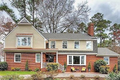 Henrico Single Family Home For Sale: 7706 Sunderland Road
