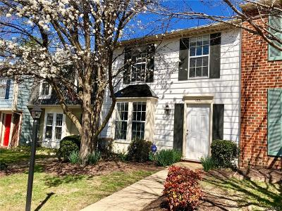Henrico Condo/Townhouse For Sale: 1831 Random Winds Court #1831