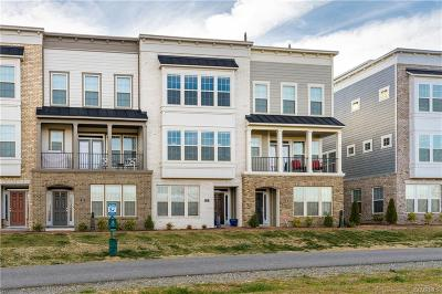 Henrico Condo/Townhouse For Sale: 20 Capital Trail Row