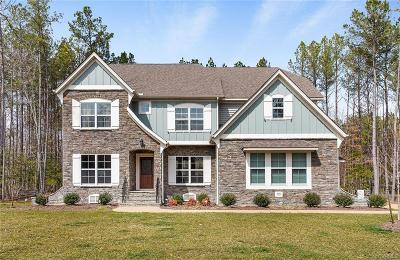 Chesterfield County Single Family Home For Sale: 4613 Singing Bird Drive