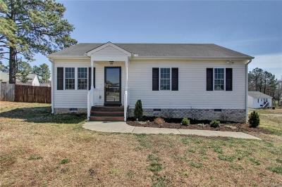 Henrico Single Family Home For Sale: 2506 Blackberry Patch Court