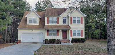 Henrico County Single Family Home For Sale: 7801 Migration Drive